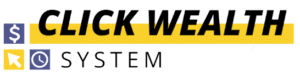 The Click wealth system review - Logo