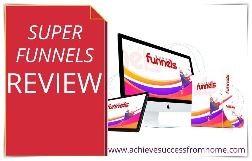 The Super Funnels Review - Another Brendan Mace production that you will learn nothing from!