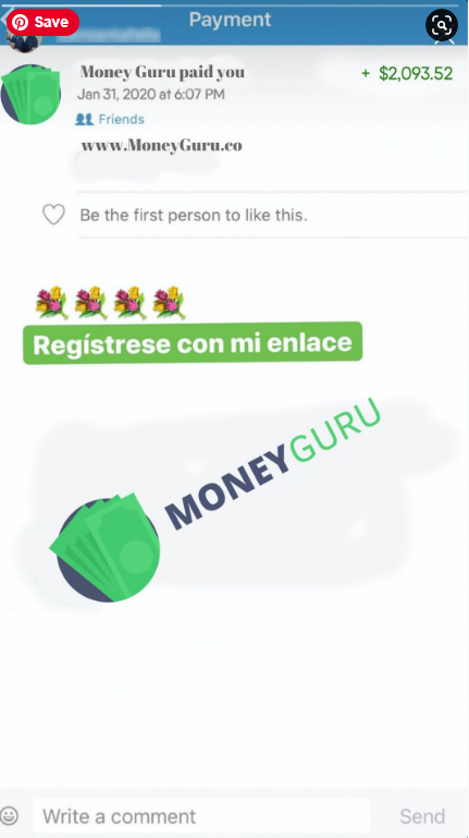 is moneyguro a scam - Fake payment
