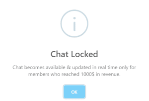 is moneyguro a scam - chat is locked