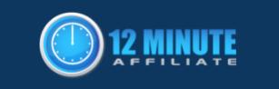 is the 12 minute affiliate a scam - 12 minute affiliate logo
