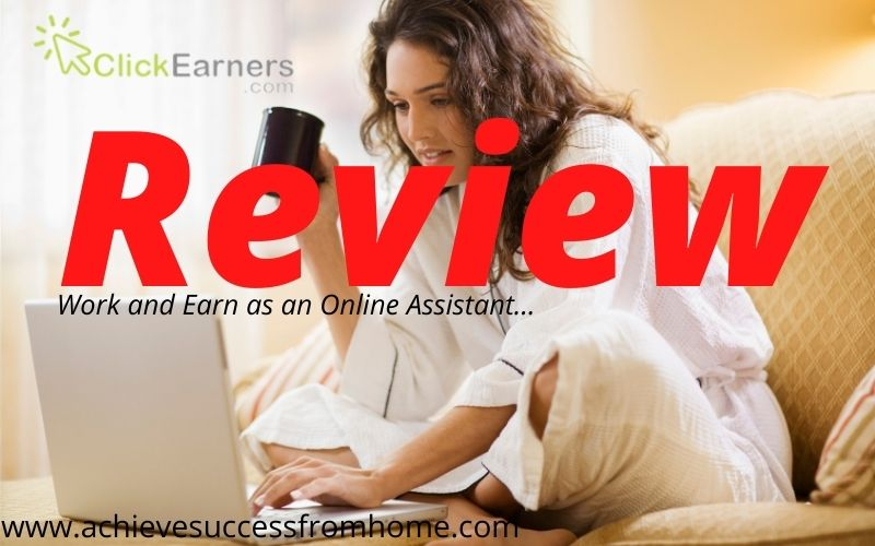 ClickEarners Review - Great work at home job platform or a complete waste of your time.