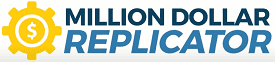 the Million Dollar Replicator review - Logo