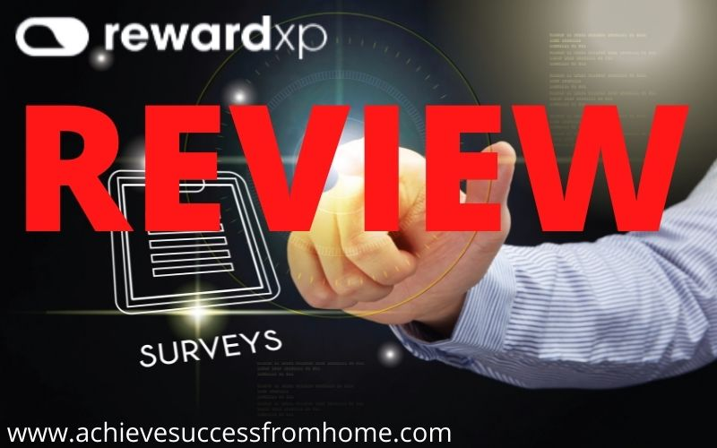 Reward XP Review - As far as GPT sites go this is one of the better ones!