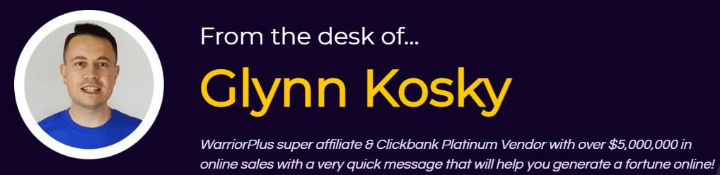 The CB Profit Sites Review - Glynn Kosky