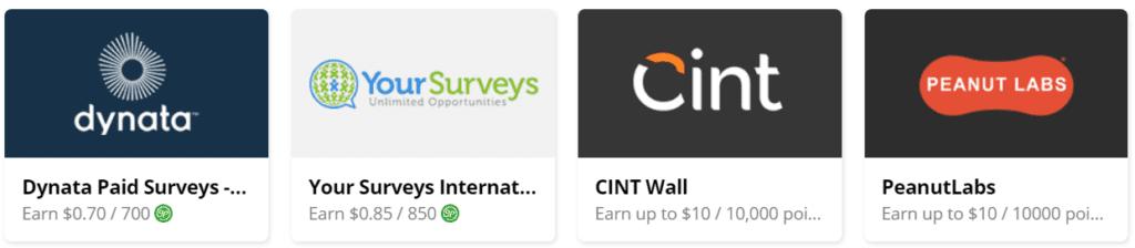 What is GrabPoints.com - Survey routers