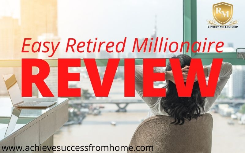 The Easy Retired Millionaire Review - Are you really paying $47 to find out your future really lies in online surveys?