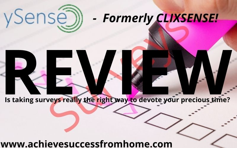 ySense Review - Formerly Clixsense but does that mean its any better?