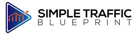 simple traffic blueprint review - logo
