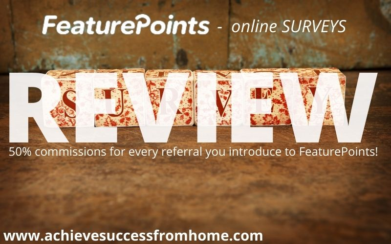 FeaturePoints Review - Learn how to recruit and you could be onto something!