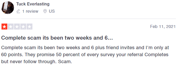 what is the featurepoints scam - Trustpilot review #1