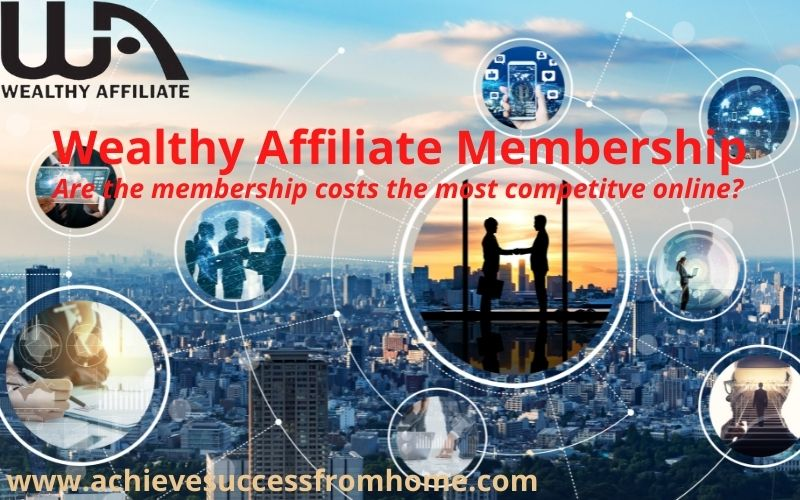 How much does Wealthy Affiliate cost to join and is it really worth the money?
