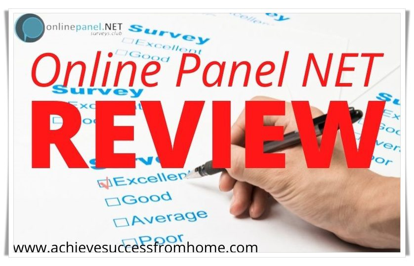 Online Panel NET Review - A relatively new GPT site but are they any good?