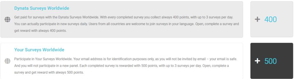 online panel net review - Survey providers