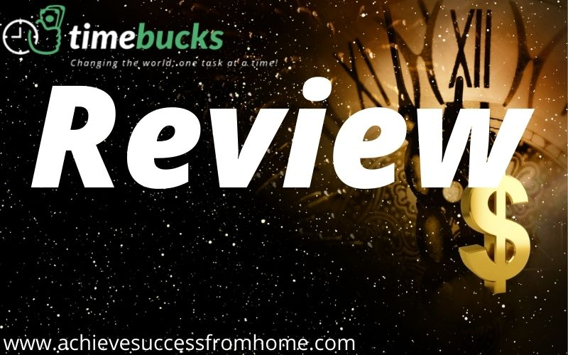 TimeBucks Review - Another GPT site that might be worth looking at!