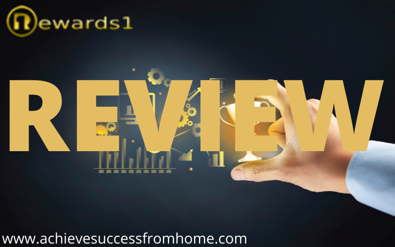Rewards1 Review - A rewards site that as been around the block since 2007 but is it Legit?