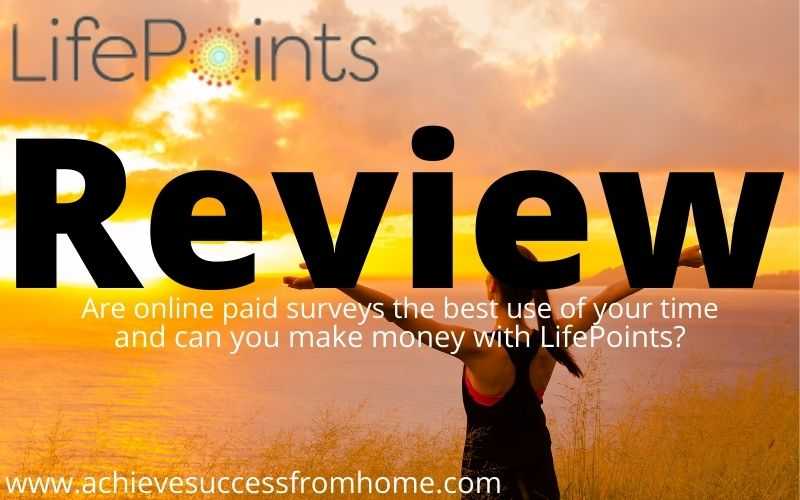 LifePoints Review - Is taking online surveys a great way to spend your time?