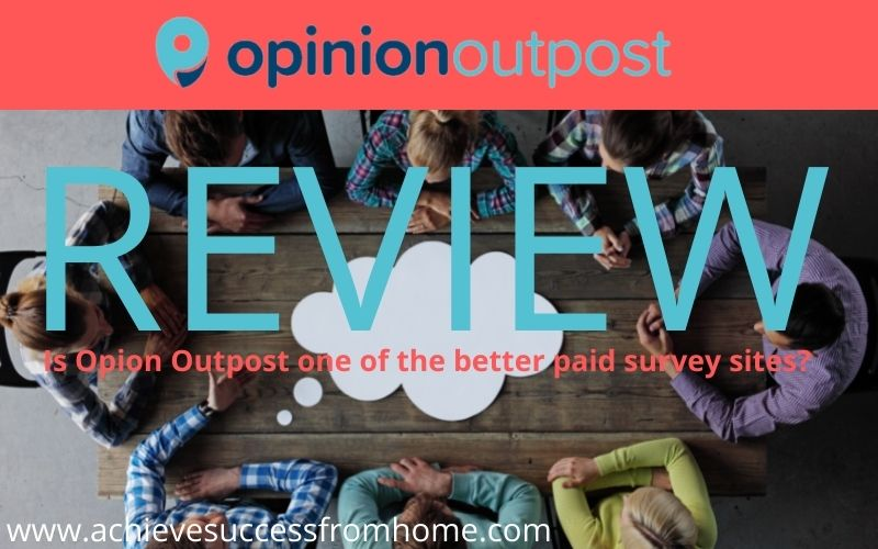 Opinion Outpost Review - Is this site worthy of your time?