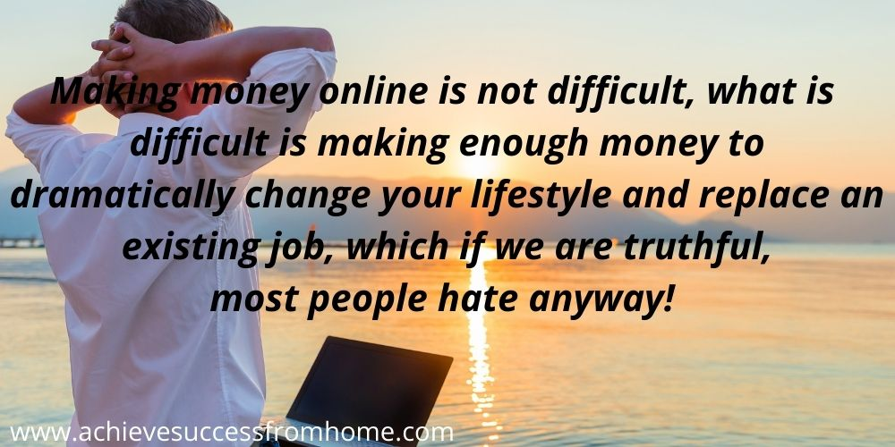 Best Making Money Online Recommendation
