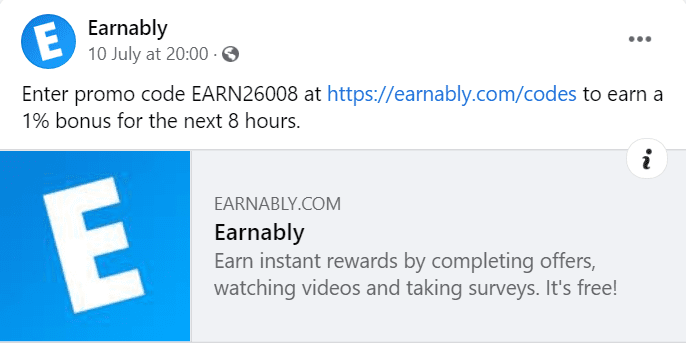 Earnably Review - Earnably promo codes