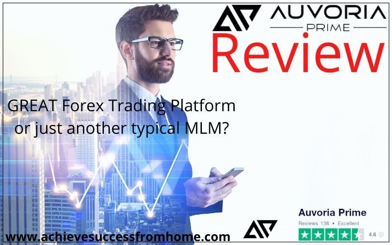 Auvoria Prime Review - Are people actually making money with this Forex Trading Platform?