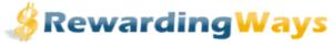 Is Rewardingways a scam - Rewardingways logo