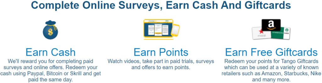 Is Rewardingways a scam - the 3 steps