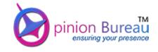 pinion Bureau Review - Logo