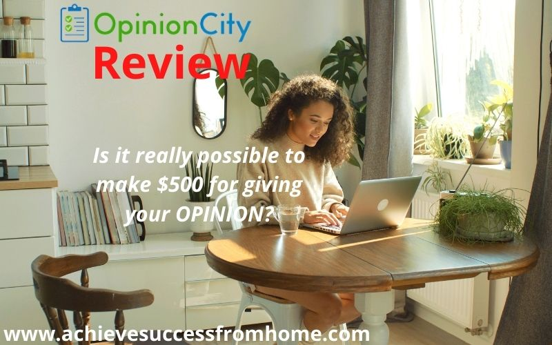 Opinion City Surveys Review - A great site for surveys or one to stay away from?