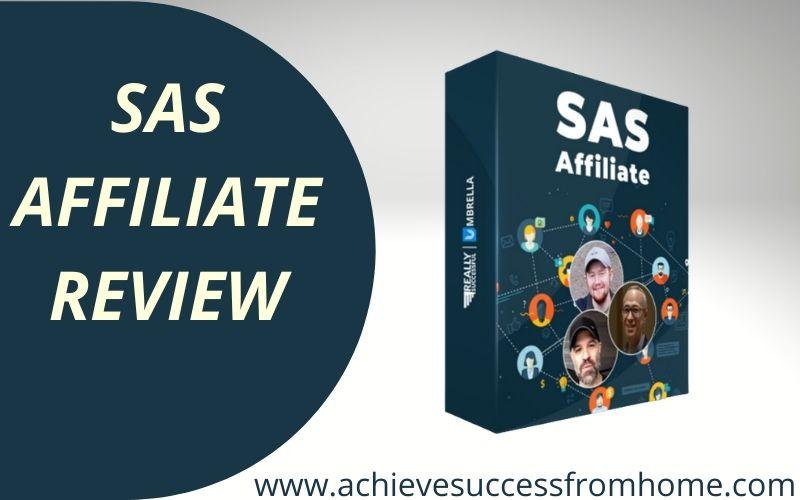 The SAS Affiliate REVIEW