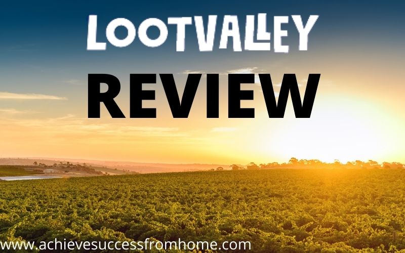 LootValley Review - Nothing to talk about here!