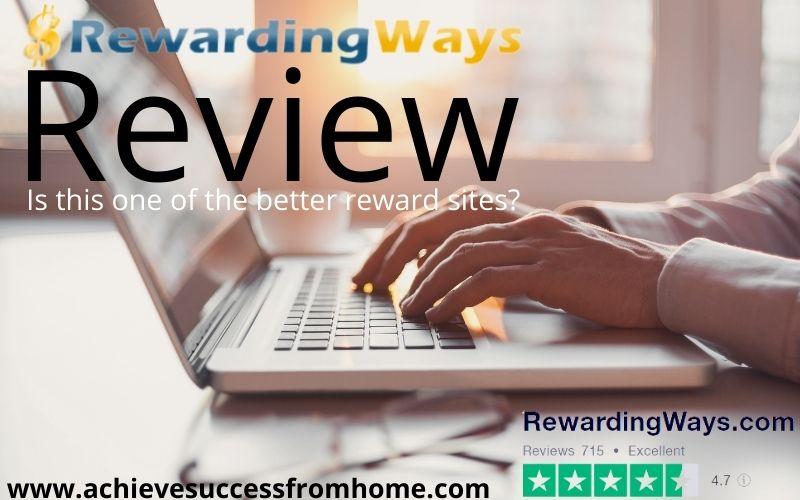 is RewardingWays a scam