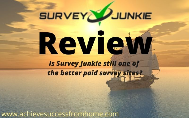 Survey Junkie Review 2021 - Are they still Top-Dog?