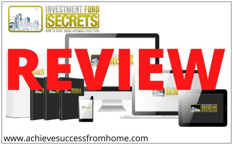 Bridger Pennington - Investment Fund Secrets Review