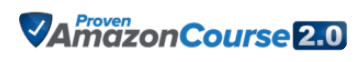 What is the proven Amazon course 2.0 - Logo