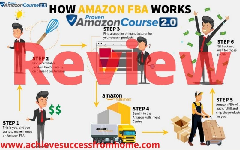 What is the proven Amazon course 2.0 review