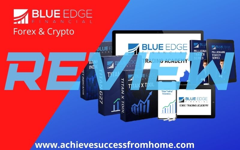 what is blue edge financial