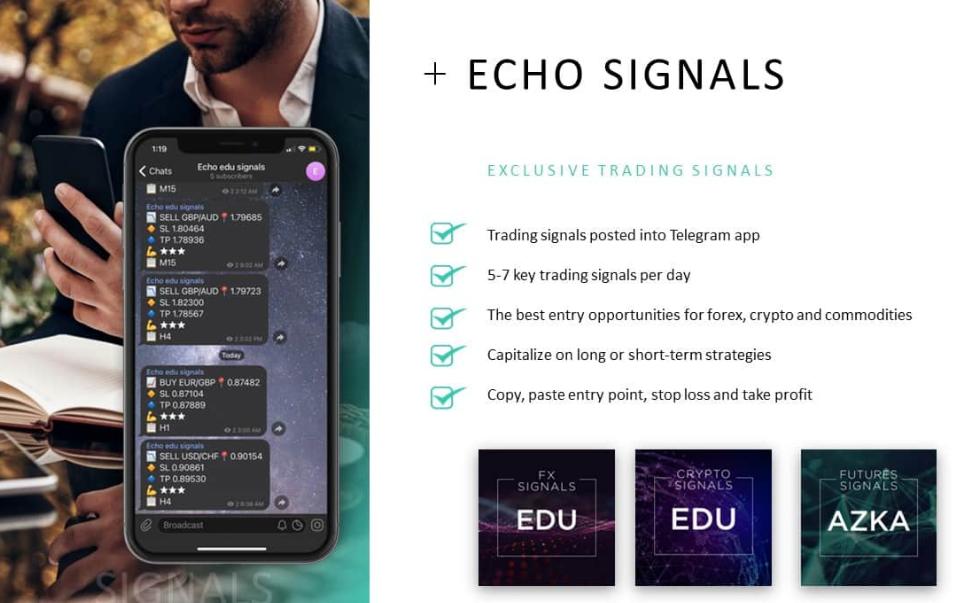 Digital Profit Review - ECHO Signals