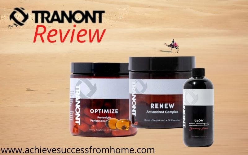 What is Tranont - Read this review first before contemplating joining!