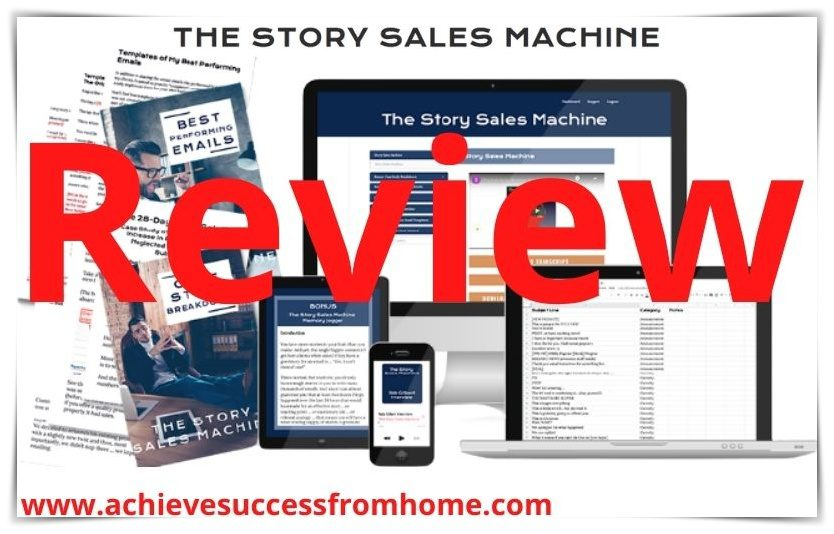 what is the story sales machine